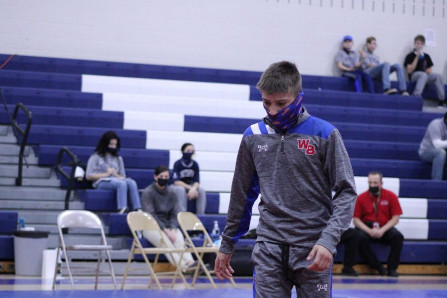 West Branch Has a State-Qualified Wrestler