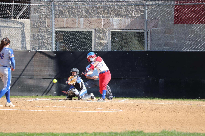 Lady+Warrior+Softball+Takes+Down+Claysburg-Kimmel+7-1